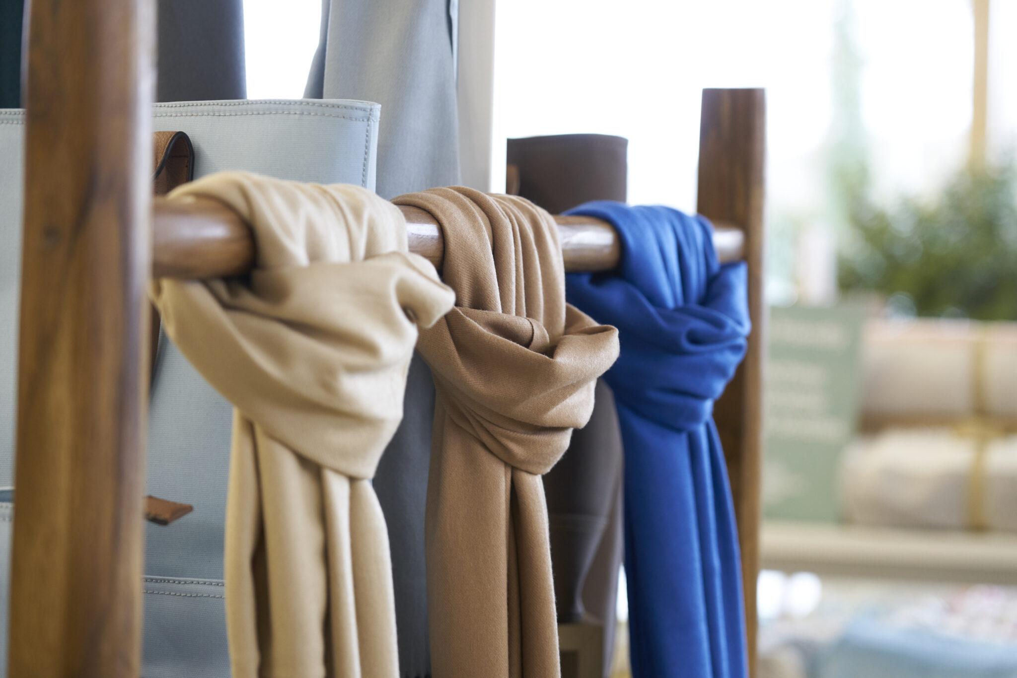 luxury scarves
