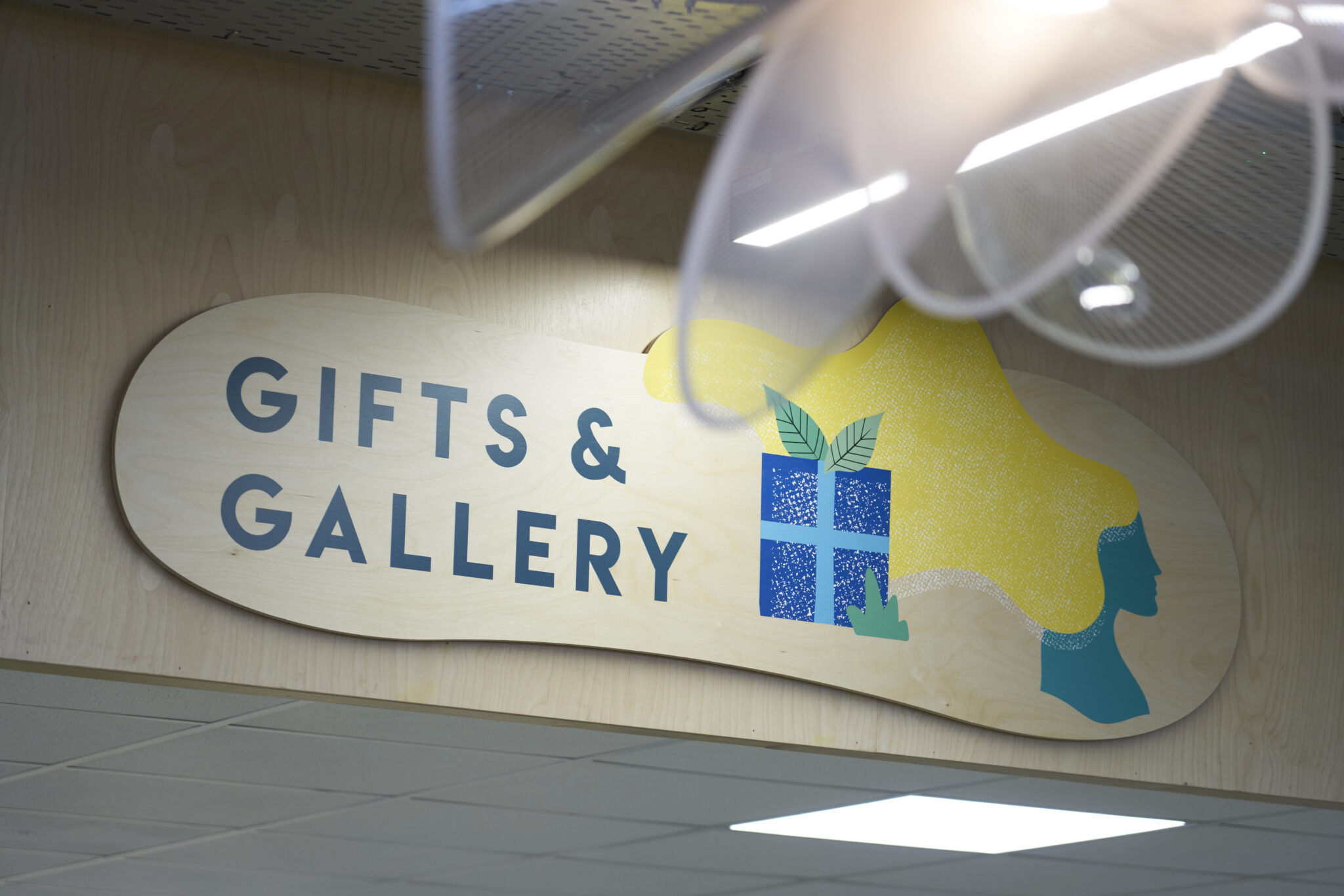 gifts and gallery department