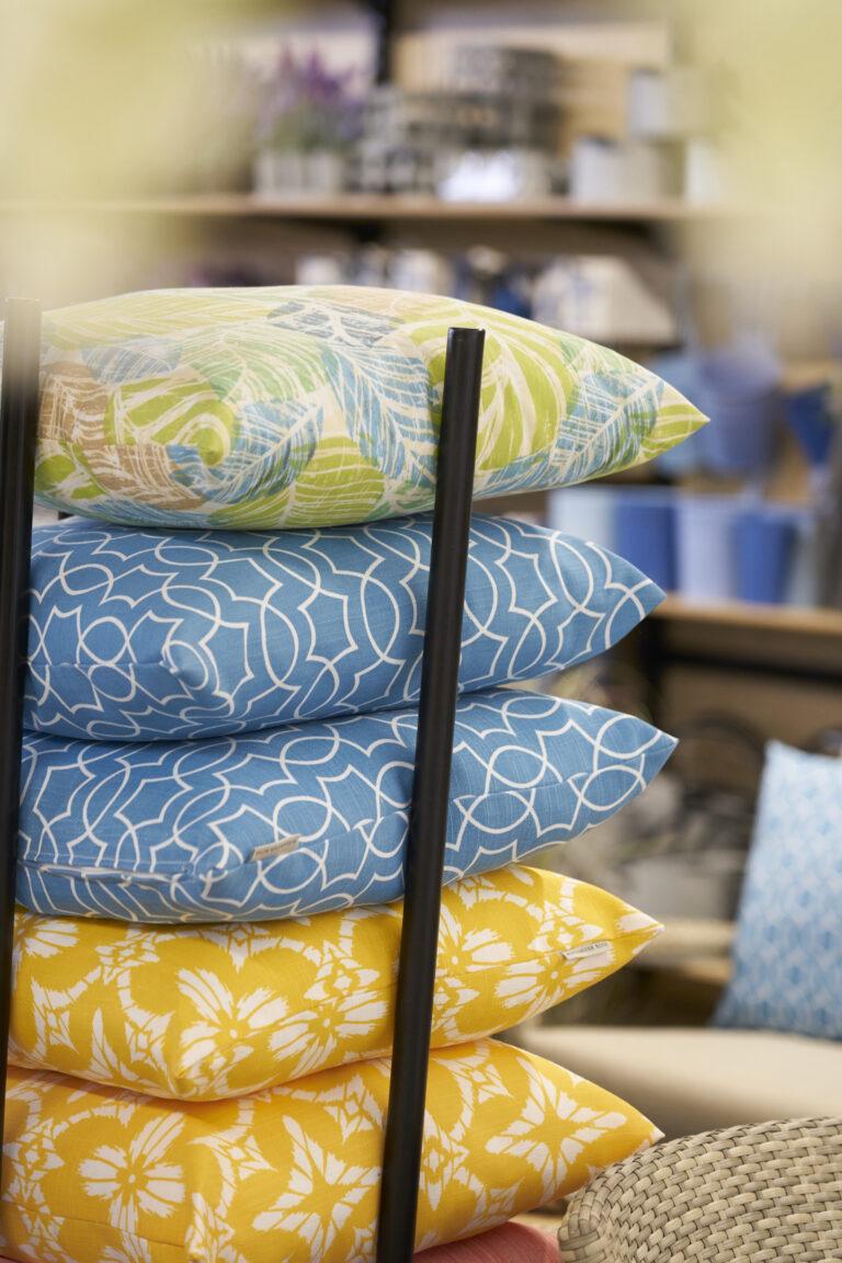 outdoor weatherproof cushions