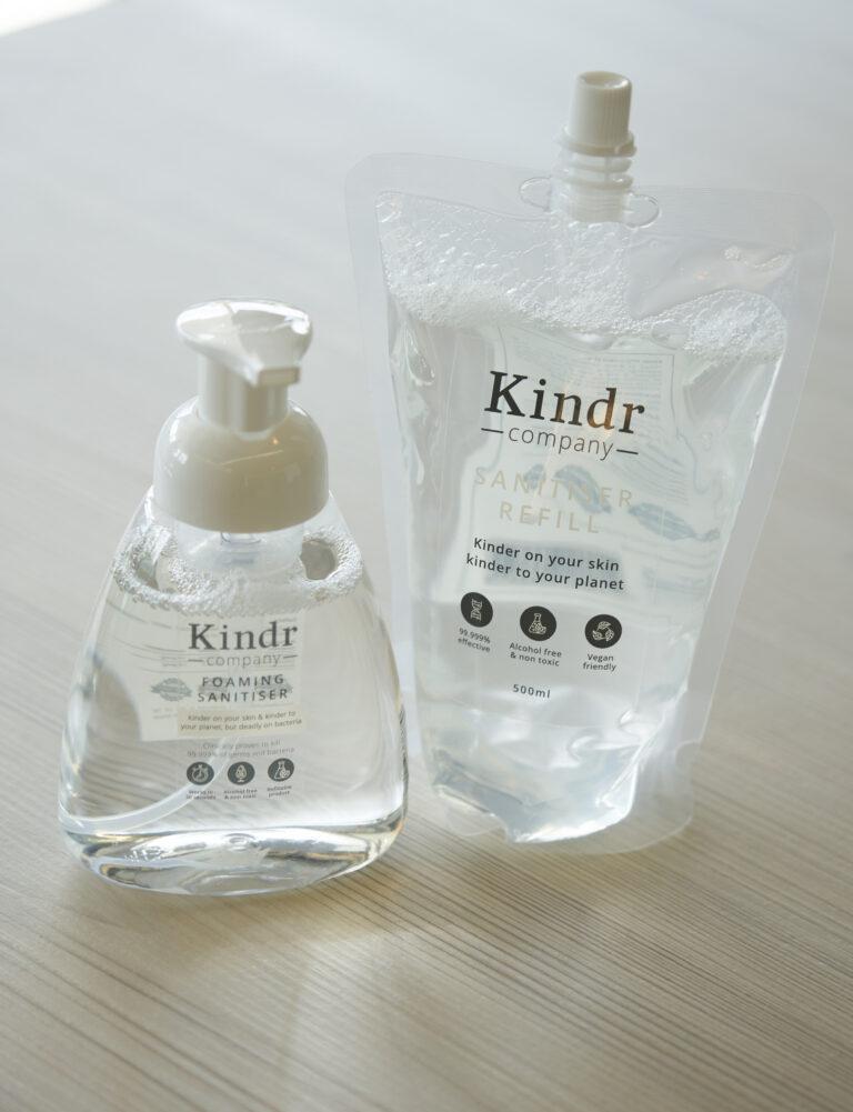 Kindr hand sanitiser