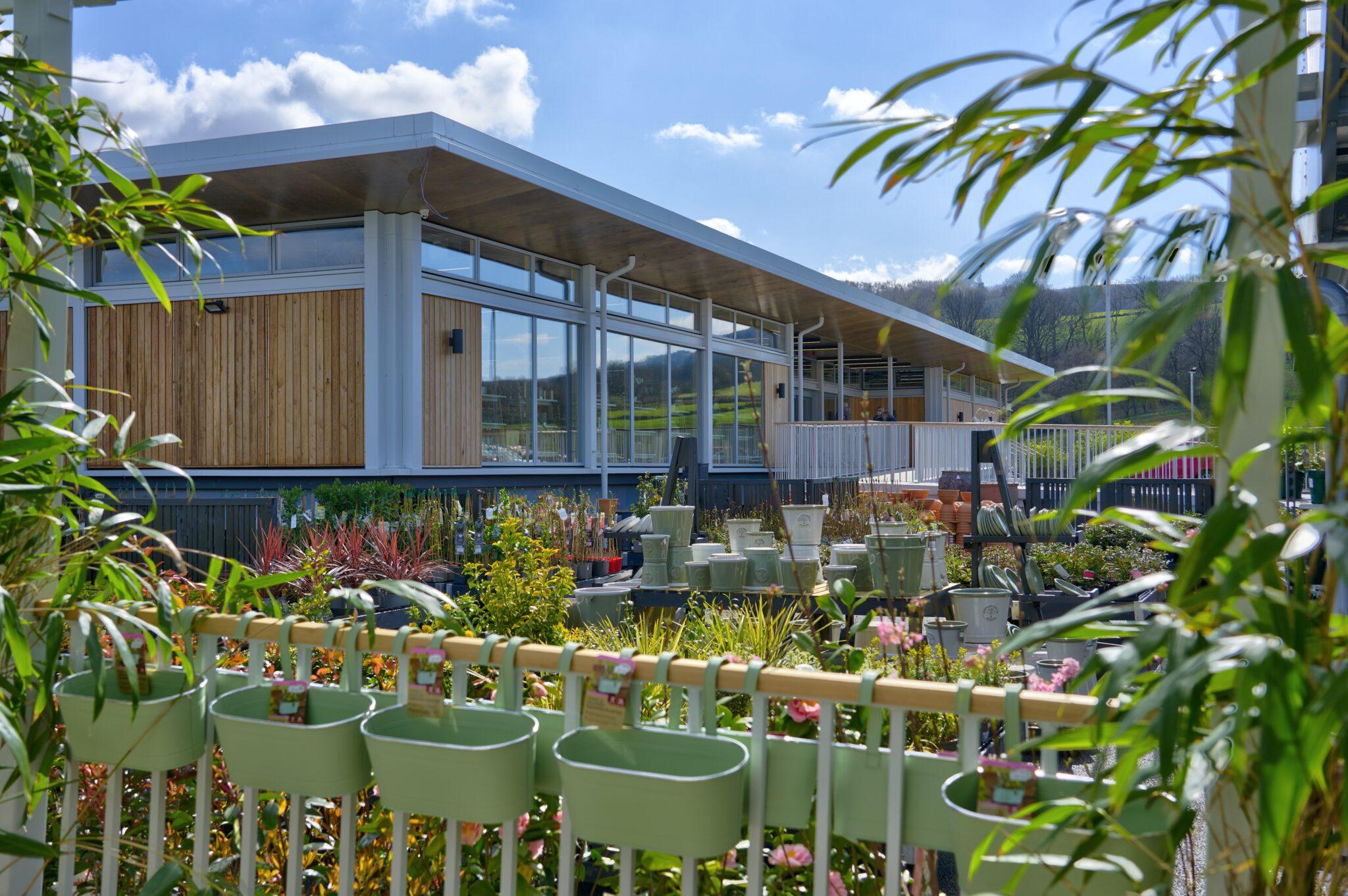 Moss & Moor garden centre