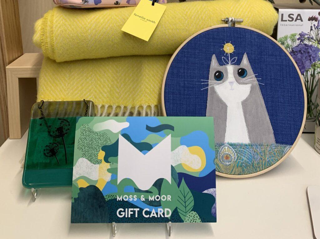 Moss & Moor gift card
