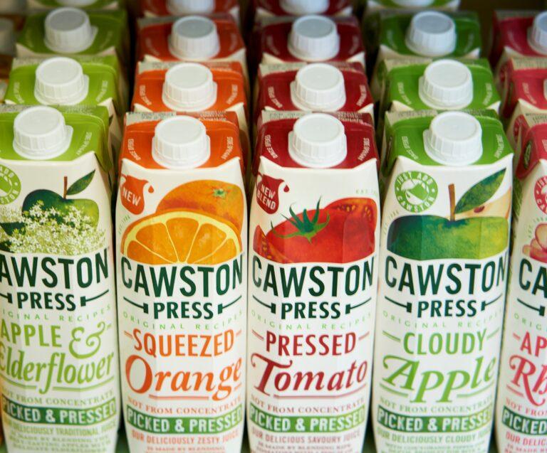 Cawston Pressed Juice