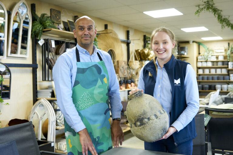Moss & Moor, Customer Service team 2