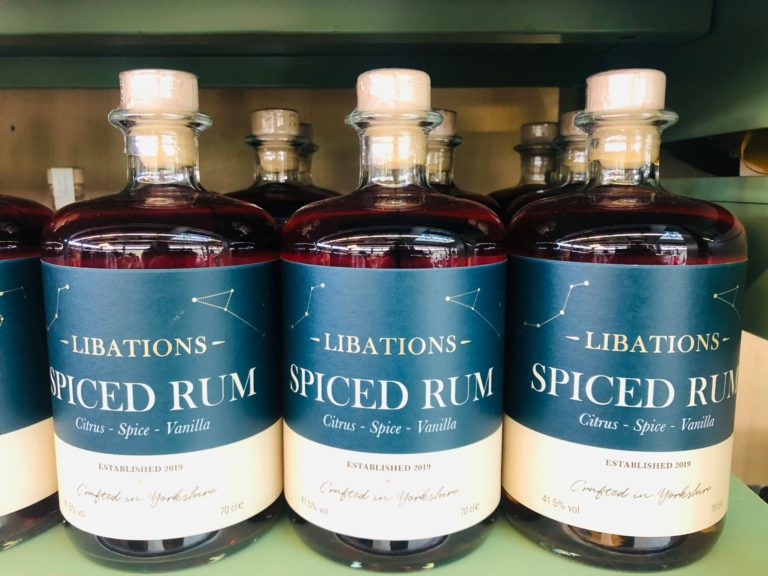 Libations Spiced Rum